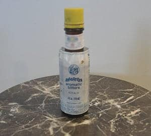 picture of Angostura bitters