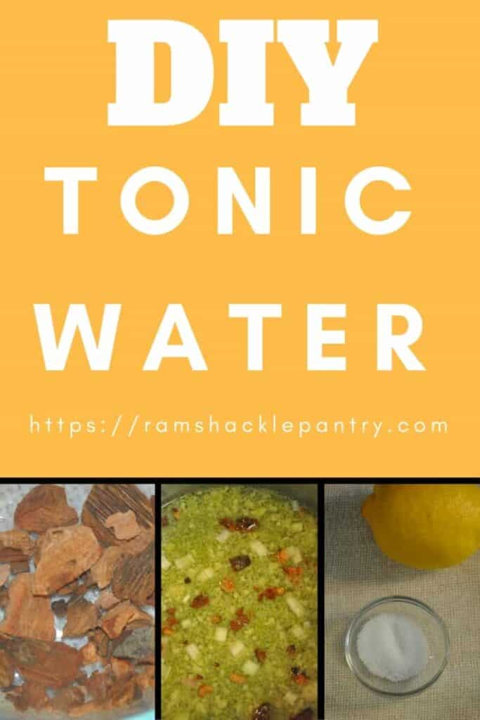 how to use tonic syrup