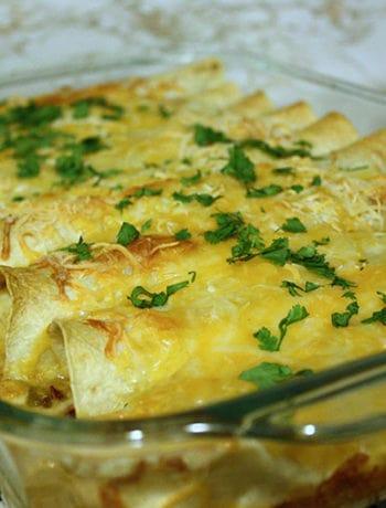 Baked Enchilada