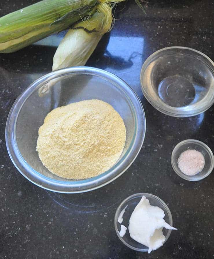 corn tortillas ingredients
