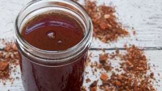 How to Make Tonic Syrup and Homemade Tonic Water - Ramshackle Pantry