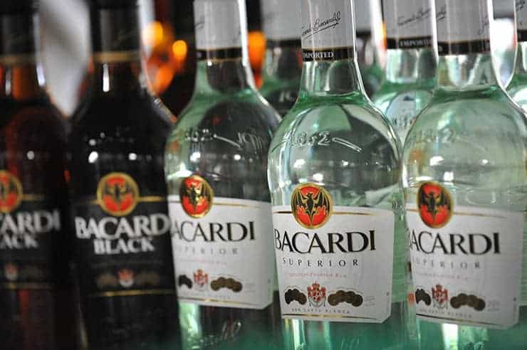best rum for mojitos bacardi