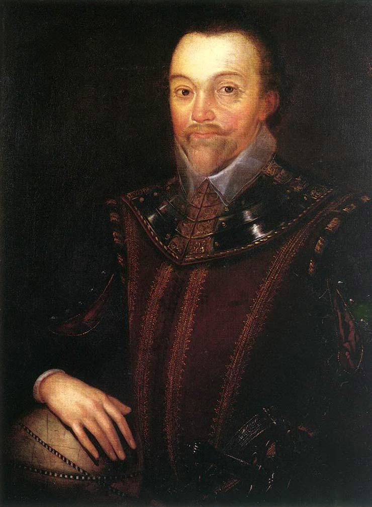 Francis Drake and Mojito history