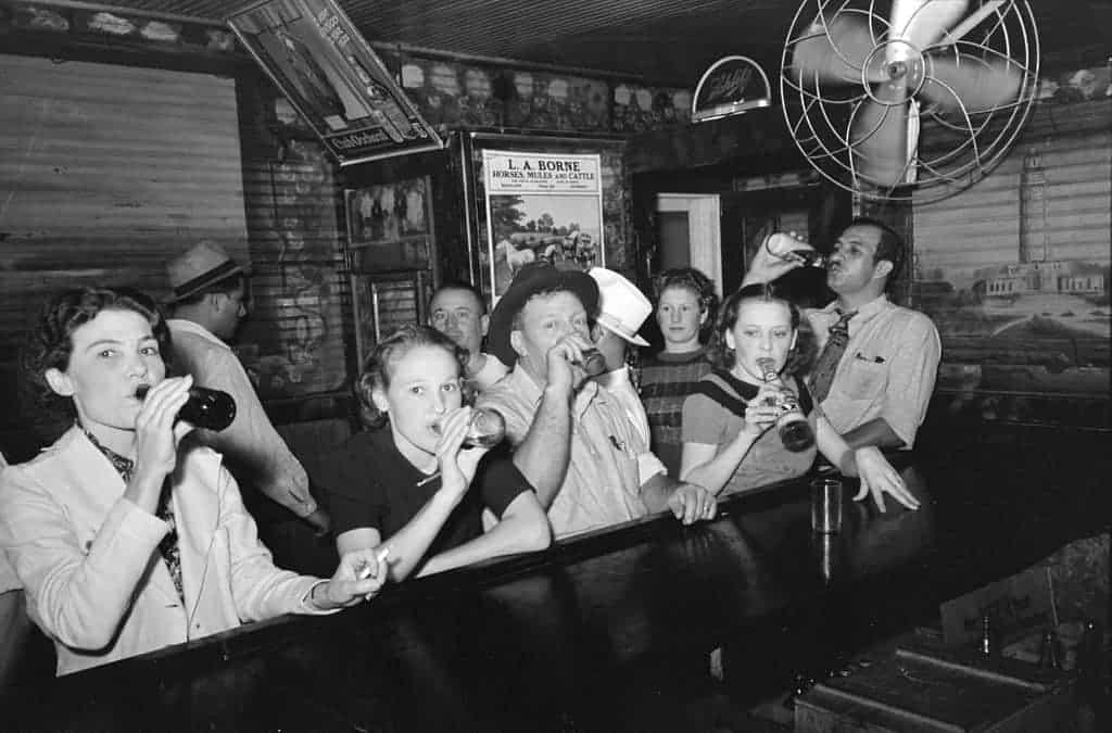 prohibition drinking