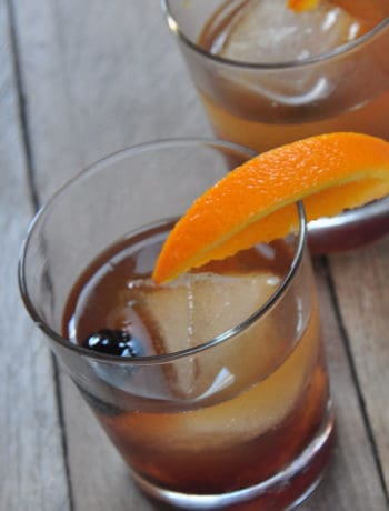 Mad Men Old Fashioned Recipe
