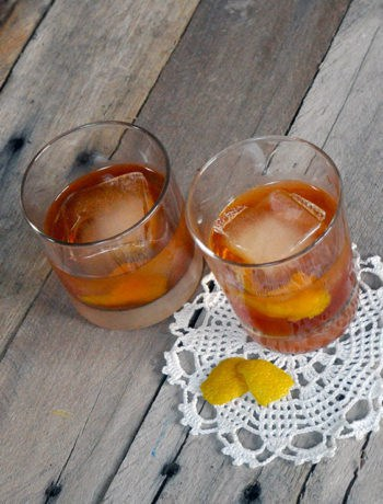 Traditional Old Fashioned recipe