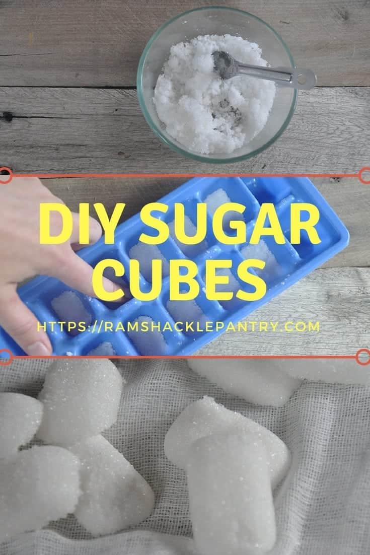 diy sugar cubes pin