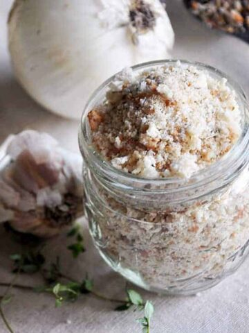 how to make breadcrumbs recipe picture