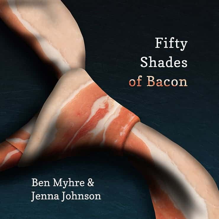 Fifty Shades of Bacon cover