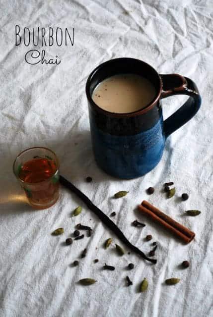 Bourbon Chai