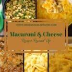 This Macaroni and Cheese recipe round up is sure to make your tastebuds water. #instantpot #velveeta #jalepeno #vegan