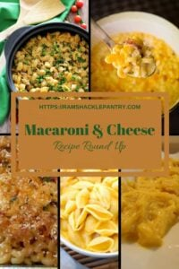 This Macaroni and Cheese recipe round up is sure to make your tastebuds water. #instantpot #velveeta #jalepeno #vegan