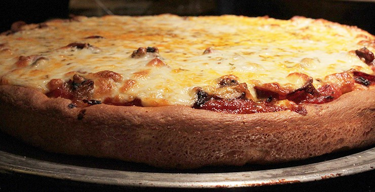 Chicago Style Pizza Deep Dive picture of pizza