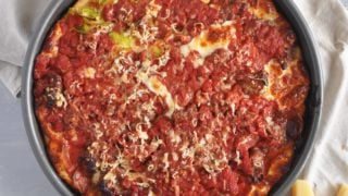 How To Make The Best Chicago Deep Dish Pizza