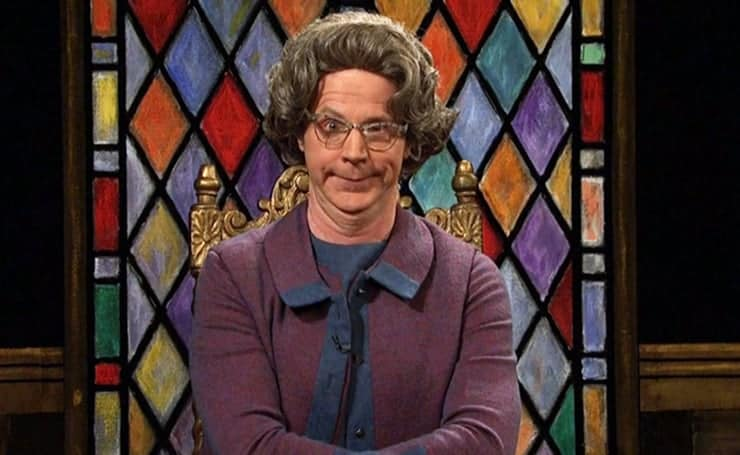Saturday Night Live's The Church Lady