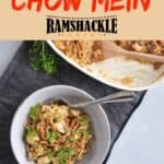 """""""Chicken Chow Mein"""""""
