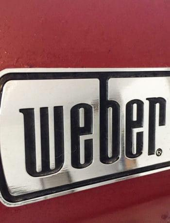 Weber grill plate from my Weber Genesis
