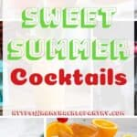 """Six Sweet Summer Cocktails"""