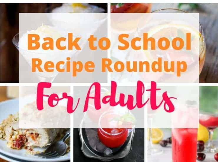 Back to School For Adults RoundUp