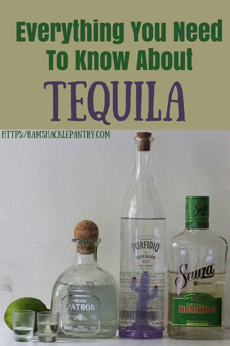 Want to learn more about tequila? I got you covered. Check out this article! #tequila #spirits