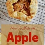 """How to make an Apple Crostata"""