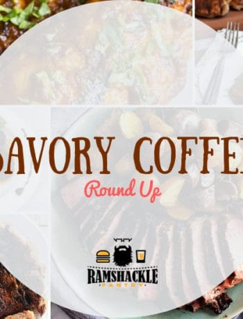 Savory Coffee RoundUp