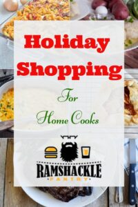 Holiday Text with images of products - pin