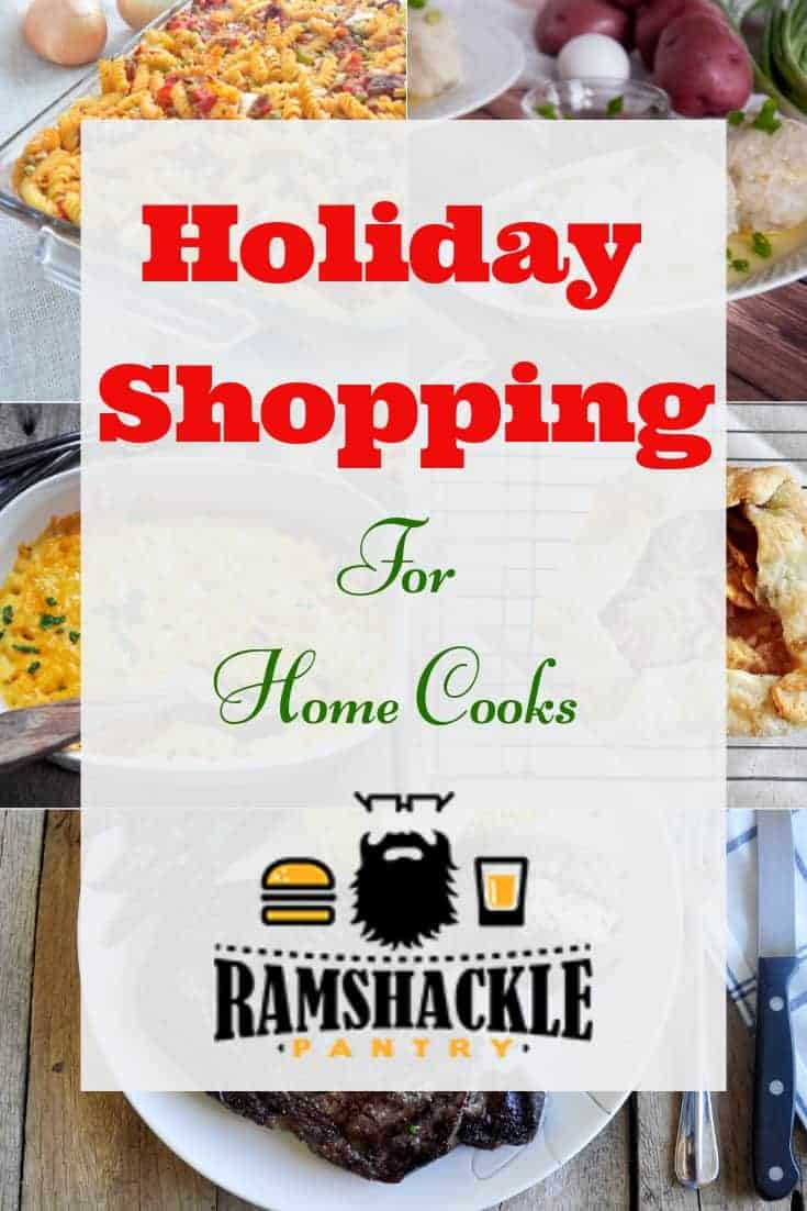 Are you looking for something to buy for the home cook in your life OR want to send some hints to that special someone? Check out this list of stuff that home cooks want for Christmas!