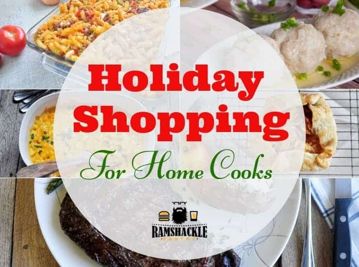 Holiday Shopping For Home Cooks
