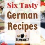 """""""Six Tasty German Recipes"""""""